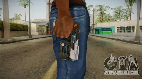 Closers Online - Yuri Official Agent Weapon 1 for GTA San Andreas third screenshot