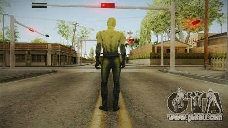The Flash TV - Reverse Flash v1 for GTA San Andreas third screenshot