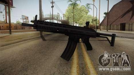 XCR Assault Rifle for GTA San Andreas second screenshot