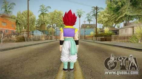 DBX2 - Gotenks SSG for GTA San Andreas third screenshot