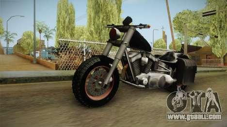 Freeway Adventure Custom v1 for GTA San Andreas