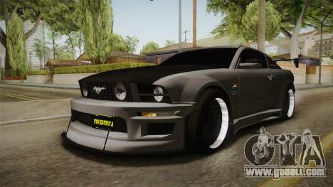 Ford Mustang Rocket JDM for GTA San Andreas right view