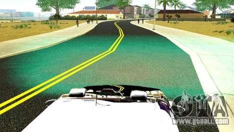 HID KIT BI-XENON H4 6000K for GTA San Andreas forth screenshot