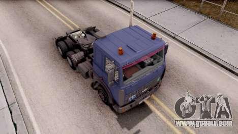 MAZ 642208 for GTA San Andreas right view