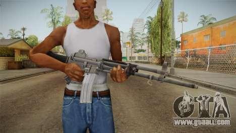 Daewoo K-2 Assault Rifle for GTA San Andreas third screenshot
