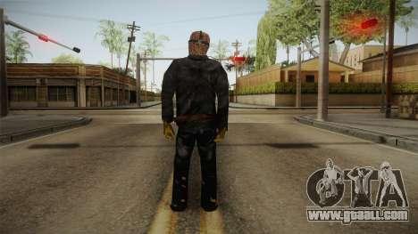 Friday The 13th - Jason v3 for GTA San Andreas third screenshot
