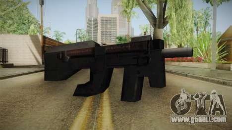 Driver: PL - Weapon 4 for GTA San Andreas