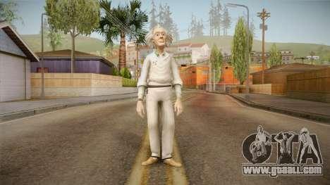 Doc Brown 1980 for GTA San Andreas second screenshot