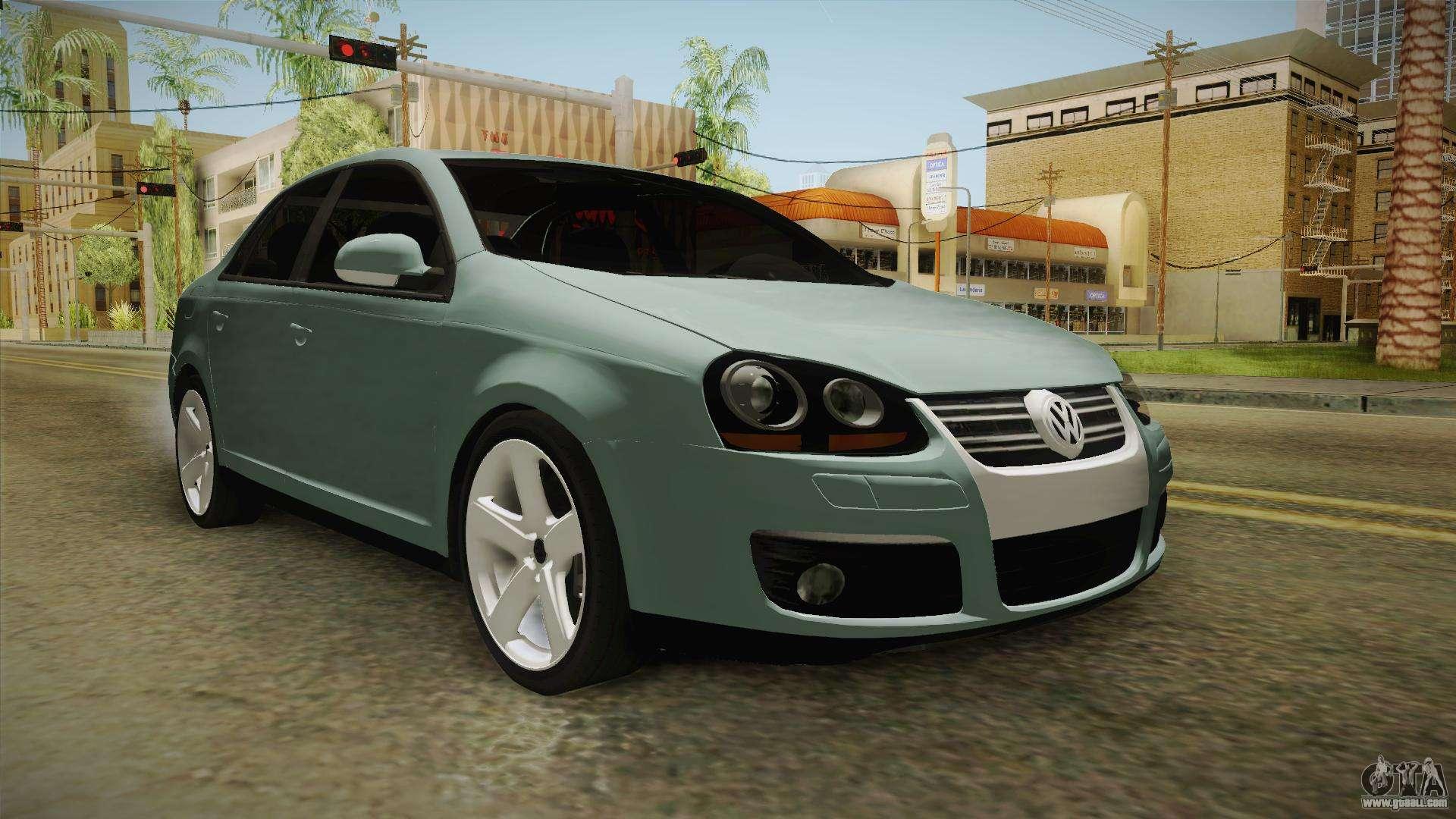 Volkswagen Jetta 2007 for GTA San Andreas