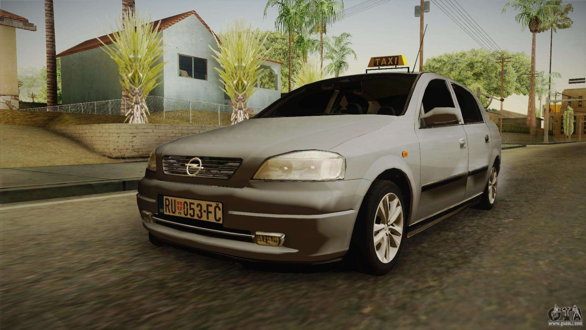 opel astra g 1999 for gta san andreas. Black Bedroom Furniture Sets. Home Design Ideas