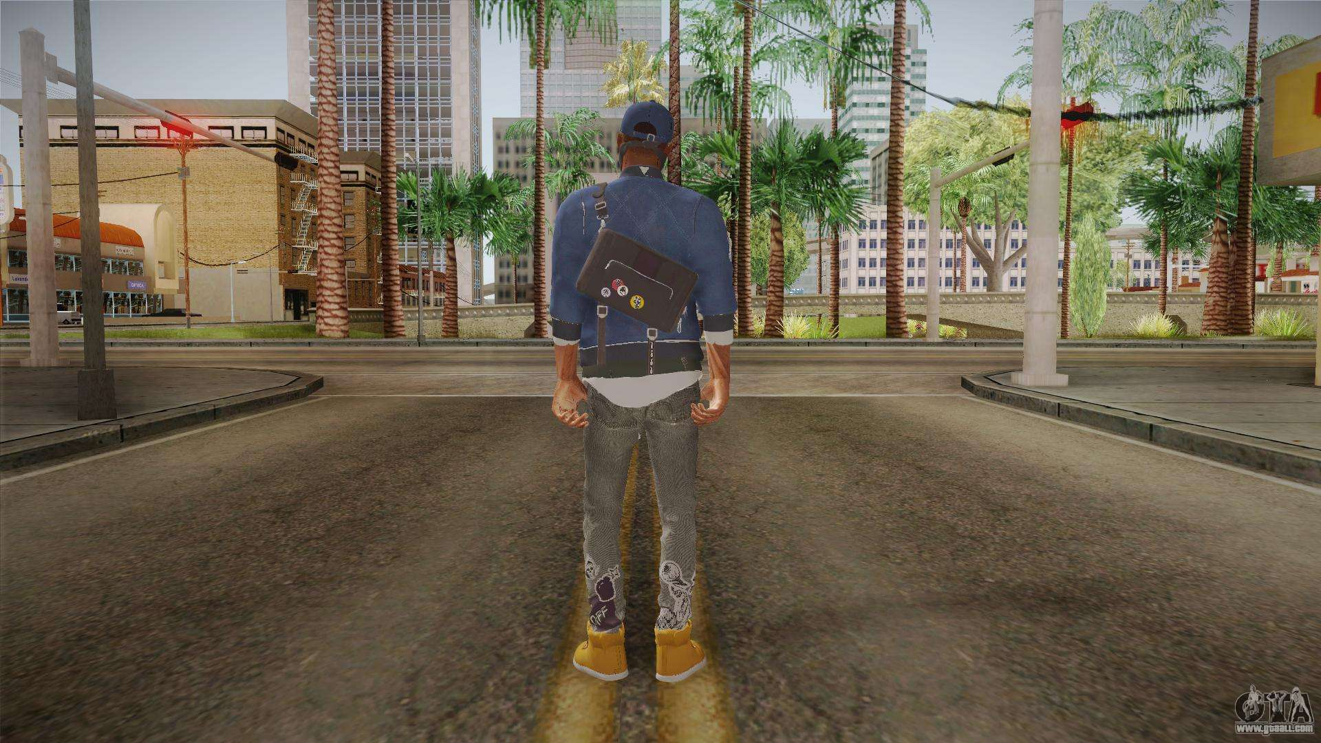 watch dogs 2 - marcus v1.1 for gta san andreas