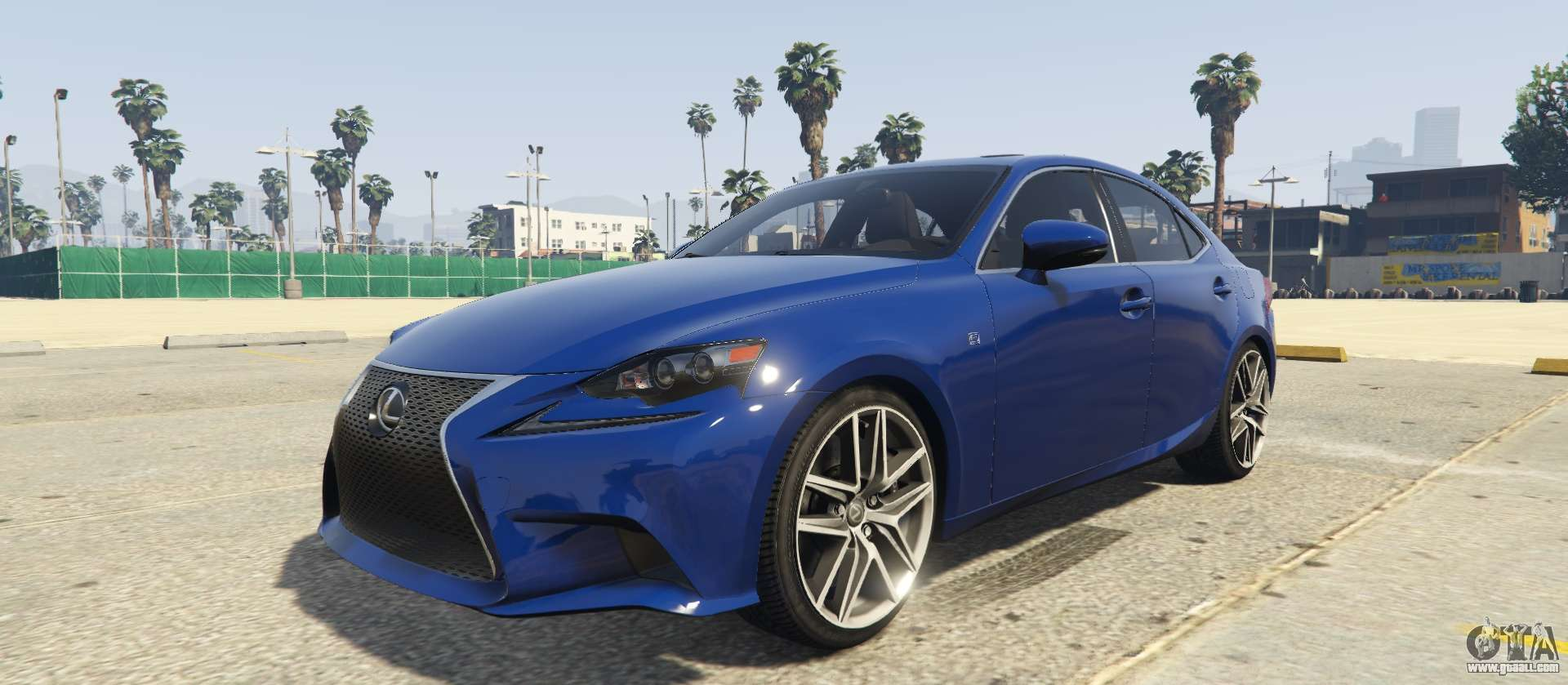 lexus is350 f sport 2014 for gta 5. Black Bedroom Furniture Sets. Home Design Ideas