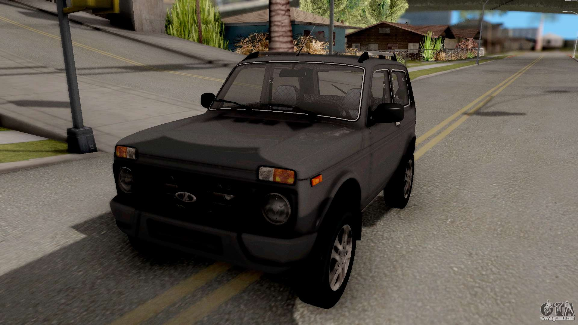 lada niva urban v2 stock for gta san andreas. Black Bedroom Furniture Sets. Home Design Ideas