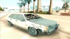 2109 white for GTA San Andreas