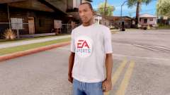 T-shirt EA Sports UFC for GTA San Andreas