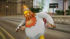 Cox Mascot