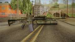 M4A1 Holo for GTA San Andreas