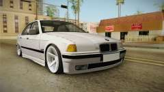 BMW 3 Series E36 1992 Sedan for GTA San Andreas