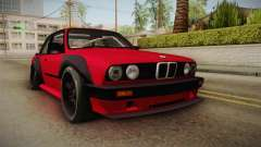 BMW M3 E30 Rocket Bunny for GTA San Andreas