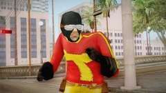 Toni Cipriani in Hero Costume for GTA San Andreas