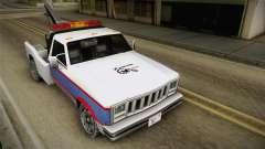 Whetstone Forasteros Vehicle
