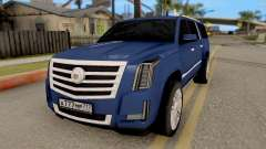 Cadillac Escalade Long Platinum 2016 for GTA San Andreas