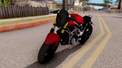 Kawasaki Ninja 250 Freestyle for GTA San Andreas