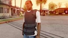 Vest top t-shirt for GTA San Andreas