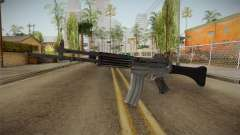 Daewoo K-2 Assault Rifle for GTA San Andreas