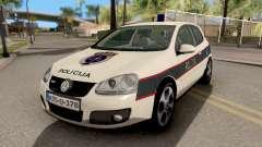 Volkswagen Golf V BIH Police Car V2