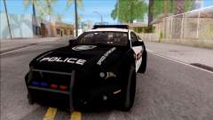 Ford Mustang GT High Speed Police