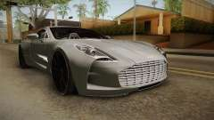 Aston Martin One-77 v2 for GTA San Andreas