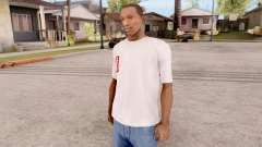 Levis T-shirt for GTA San Andreas