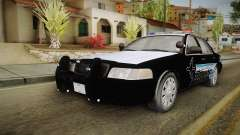 Ford Crown Victoria 2009 Airport Police