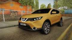 Nissan Qashqai 2016 HQLM for GTA San Andreas
