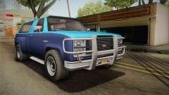 GTA 5 Vapid Bobcat S IVF for GTA San Andreas