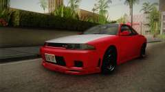 GTA 5 Annis Elegy Retro for GTA San Andreas