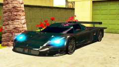 Maserati MC-12 GT1 Sports for GTA San Andreas