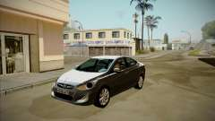Hyundai Solaris Karelian Edition for GTA San Andreas
