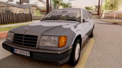 Mercedes Benz W124 for GTA San Andreas