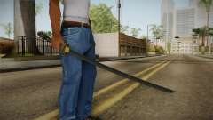 Katana for GTA San Andreas