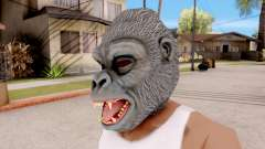 The Gorilla Mask