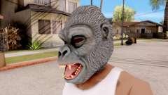 The Gorilla Mask for GTA San Andreas