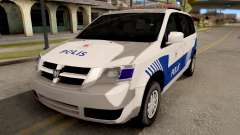 Dodge Grand Caravan Turkish Police