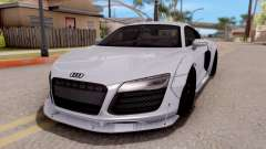 Audi R8 V10 Plus LB Performance for GTA San Andreas