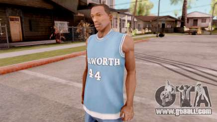 "Mike ""Bullworth 44"" for GTA San Andreas"
