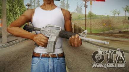 CS:GO - M4A1-S Basilisk No Silencer for GTA San Andreas