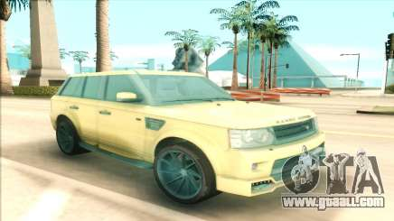 Range Rover Arden Design for GTA San Andreas