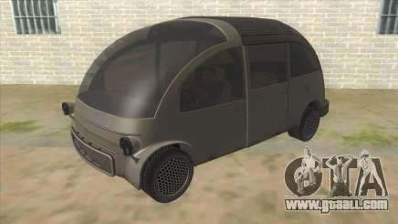 Stafford Future for GTA San Andreas
