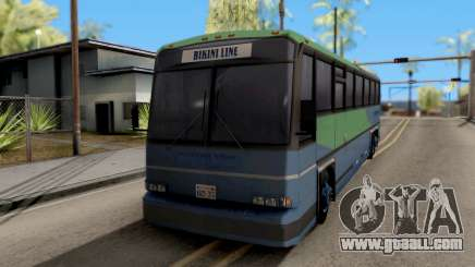 New Coach for GTA San Andreas